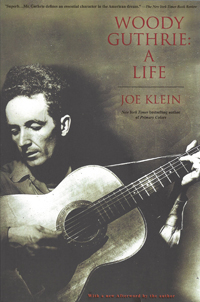 Woody Guthrie: A Life - Cover